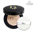 Dior迪奧 超完美柔霧光氣墊粉餅14g 多色可選 皮革印花版《小婷子》
