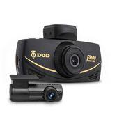 DOD FS500 [保固二年 送32G] 前後雙錄 SONY 感光 測速提示 行車記錄器