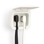 紫外線電動牙刷消毒器家用吸壁掛式收納盒殺菌置物架牙具座免打孔 樂活生活館