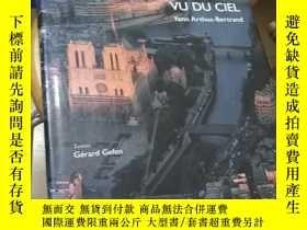 二手書博民逛書店Paris罕見(Chene Travel Photography) VU DU CIEL(京)Y179933