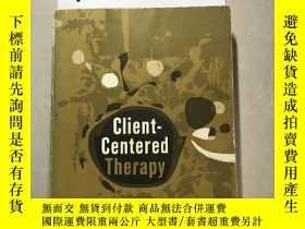 二手書博民逛書店罕見Client-CenteredTherapyY374047 HMCo CarlT.Rogers 出版19