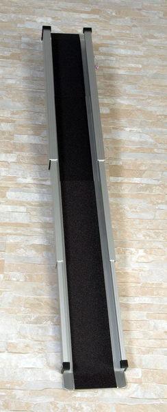 斜坡板/鋁輪椅梯--輪椅爬梯專用斜坡板210CM (台灣製造)