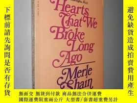 二手書博民逛書店Hearts罕見That We Broke Long Ago b