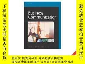 二手書博民逛書店Business罕見Communication: Interna