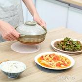 家用廚房矽膠鍋墊餐桌墊隔熱墊北歐防水防油耐熱防燙盤子杯碗墊子 蓓娜衣都