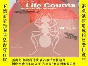 二手書博民逛書店Life罕見Counts. Eine globale Bilan