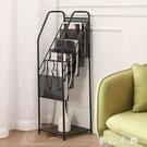 多層書架置物架簡約客廳落地大容量多功能辦...