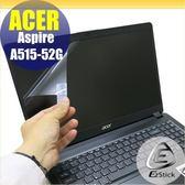 【Ezstick】ACER A515-52 G 靜電式筆電LCD液晶螢幕貼 (可選鏡面或霧面)