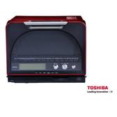 24 期0 利率TOSHIBA 東芝31 公升過熱水蒸氣烘烤微波爐ER GD400GN