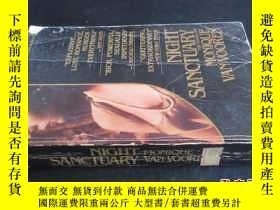 二手書博民逛書店NIGHT罕見SANCTUARY MONIQUE VAN COO