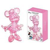 《 3D Ctystal Galley 》 3D 立體水晶拼圖 -  米妮╭★ JOYBUS玩具百貨