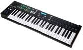 凱傑樂器 ARTURIA keylab essential 49 主控 鍵盤 合成器 黑色 公司貨