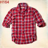 HCO Hollister Co. 男 當季最新現貨 襯衫 Hco H164