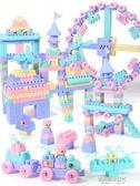 兒童積木拼裝玩具益智3-6-7-8-10周歲男孩智力塑料女孩寶寶2拼插1igo  凱斯盾數位3C