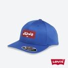 Levis 男女同款 可調式排釦棒球帽 / 復古Lazy Logo / Flexfit 110吸濕排汗