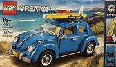 LEGO VOLKSWAGEN BEETLE 福斯金龜車 Creator Expert -10252