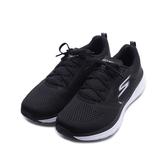 SKECHERS 慢跑系列 GORUN PURE 2 綁帶跑鞋 黑白 220204BKW 男鞋