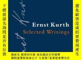 二手書博民逛書店Ernst罕見KurthY255562 Rothfarb Cambridge University Press