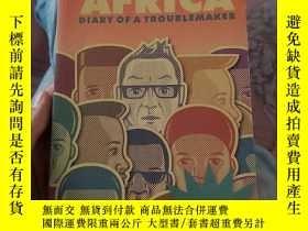 二手書博民逛書店Witboy罕見in Africa: Diary of A TroublemakerY197006 Demon