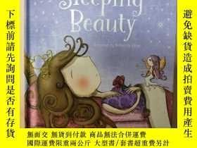 二手書博民逛書店First罕見Readers Sleeping Beauty 睡
