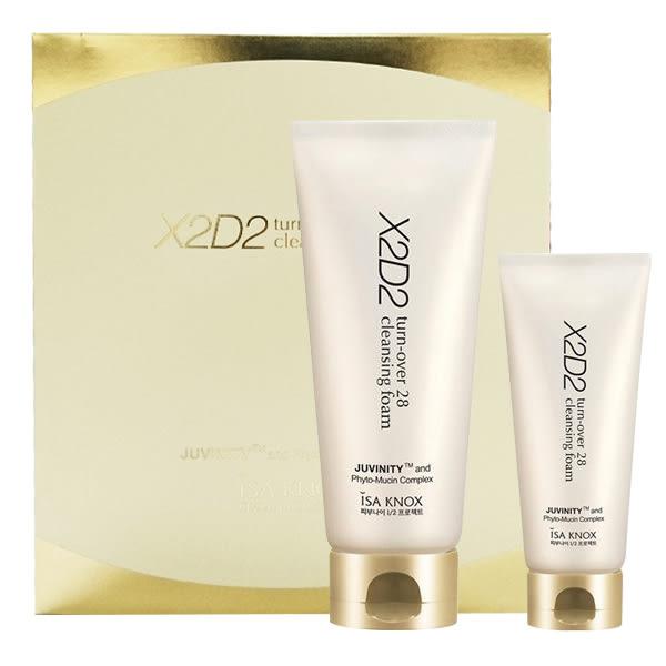 LG 伊莎諾絲 ISA KNOX 元氣淨膚潔顏超值禮盒 180ml+100ml《Belle倍莉小舖》
