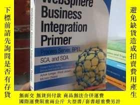 二手書博民逛書店Websphere罕見Business Integration