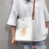 托特包大包包女2020新款潮韓版百搭側背包大容量學生托特包簡約手提女包 愛麗絲