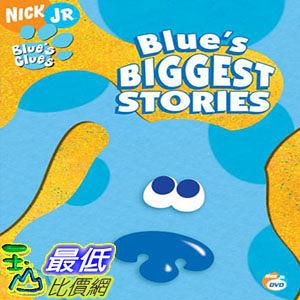 [103美國直購] 線索 Blue's Clues - Blue's Biggest Stories (DVD) $792