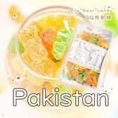 巴基斯坦 Jelly Bear QQ熊軟糖 250g【32233】