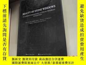 二手書博民逛書店BEAUTY罕見OF STONE WINDOWS(美麗的石窗)(