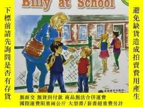 二手書博民逛書店Billy罕見at school...12498
