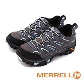 【南紡購物中心】MERRELL(女)MOAB2GORE-TEX防水登山運動鞋 女鞋-灰