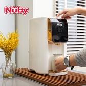 【愛吾兒】美國Nuby 智能七段定溫調乳器-純淨白買就送Nuby EDI 超大超厚超純水柔濕巾