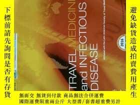 二手書博民逛書店Travel罕見Medicine and Infectious Disease 2017 09-10 旅遊醫學與傳