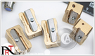 『ART小舖』德國M+R 黃銅雙孔磨芯器...