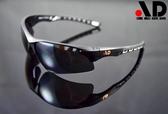 AD Bravo 暗黑版雙抗AR 鍍膜鏡片抗紫外線抗反射 防風太陽眼鏡