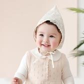 帽子 布蕾絲精靈帽女童蕾絲帽