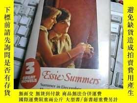 二手書博民逛書店The罕見third collection of 3 Great Novels by Essie Summers埃