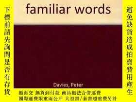 二手書博民逛書店Roots,罕見Family Histories Of Familiar WordsY255562 Peter