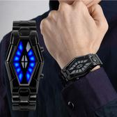手錶男特種兵新概念戰術創意 led潮流韓版個性學生無指針概念手錶 名稱家居館