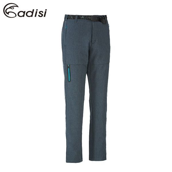 ADISI 女Softshell超撥水高透氣合身保暖長褲AP1821071 (S-XL) / 城市綠洲 (防潑水、刷毛、軟殼、快乾排汗)