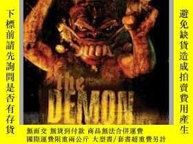 二手書博民逛書店The罕見Demon QueenY362136 Photograph by Non... Simon &amp