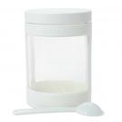 ASVEL多彩玻璃調味罐470ml(附湯...
