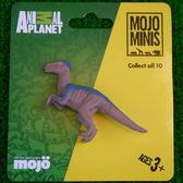 【MOJO FUN 動物模型】動物星球頻道獨家授權 - 迷你迅猛龍 387410