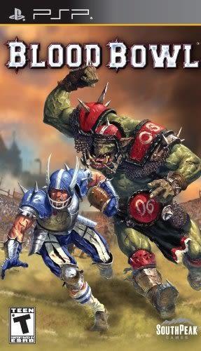 PSP Blood Bowl 戰鎚:暴力橄欖球(美版代購)
