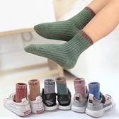 兒童襪子純棉男女孩秋冬中大童中筒加厚1-3-5-7-9-12歲 寶寶棉襪