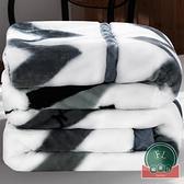 毛毯雙層加厚床單被子冬季保暖單人蓋毯【福喜行】