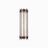 80cm大樓外牆燈 戶外燈 T5燈管 LED壁燈 防水型 可客製化高度 景觀設計 工廠直營 現貨