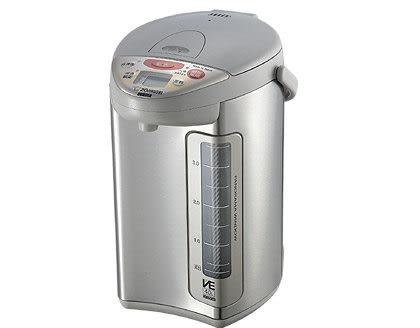 《長宏》象印Zojirushi VE真空保溫熱水瓶4L【CV-DSF40】 能源效率1級,日本製!可刷卡,免運費~