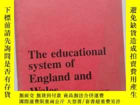 二手書博民逛書店The罕見educational system of Engla